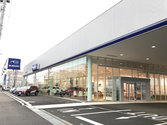 [富山県]北陸スバル自動車株式会社 カースポットとやま