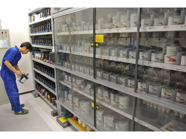 三重県下初となる水性塗料を導入!環境にもやさしく、有害ガスを発生いたしません。