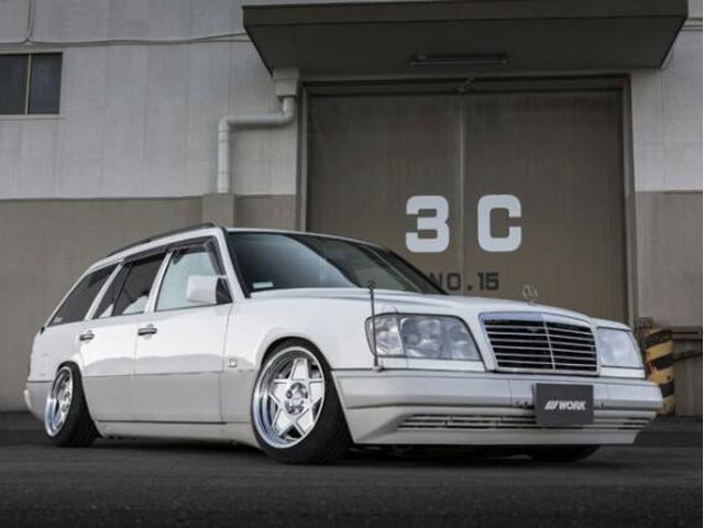 輸入車も各モデル製作しています!渋〜いベース車を今風に仕上げてみては、いかがですか!?
