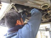 車高調やブレーキパット、ローター取り付けお任せ下さい。