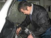 工場長  整備、車両製作担当 山田 浩一