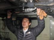 一般整備及びレーシングカー整備担当 赤塚  瑞希