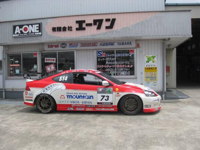 レーシングカーに37年携わってきた技術が当店にはあります!
