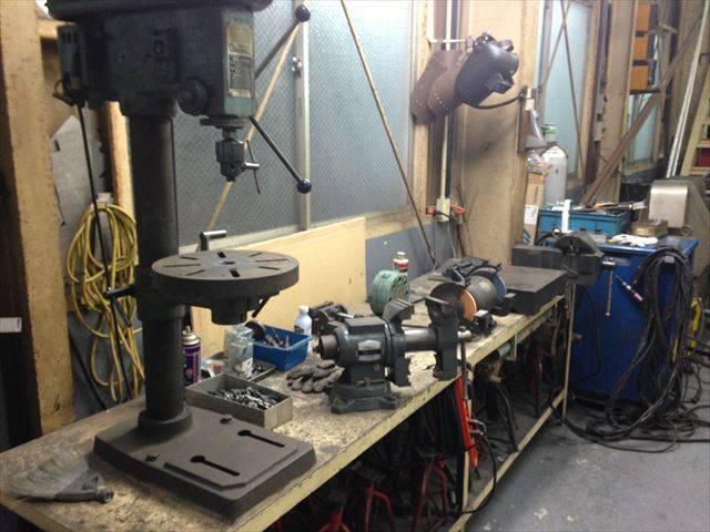 各種旋盤工具も完備!どんなことでも対応致しますので、まずはお気軽にお問合せ下さい。