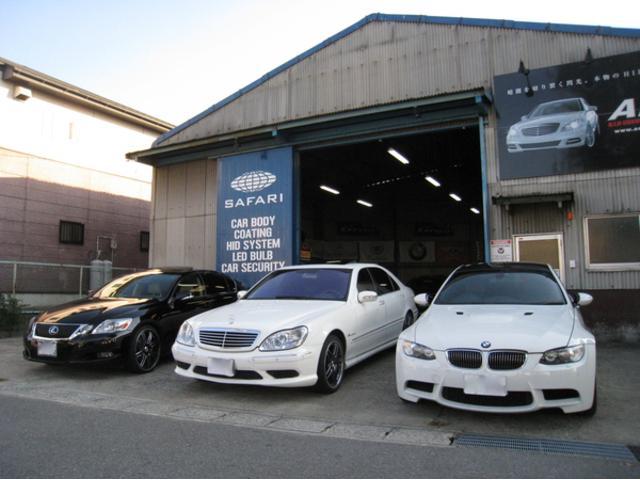 輸入車から国産車まで幅広く取り扱っております!アットホームなお店で初めてのお客様大歓迎です!