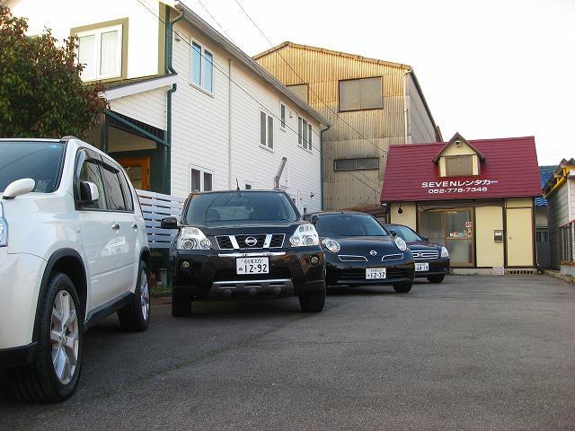 セブンレンタカーの店舗画像