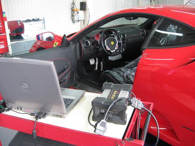 輸入車各車のテスターあります。簡単なエラー呼び出しからECUコーディングまで出来ます。