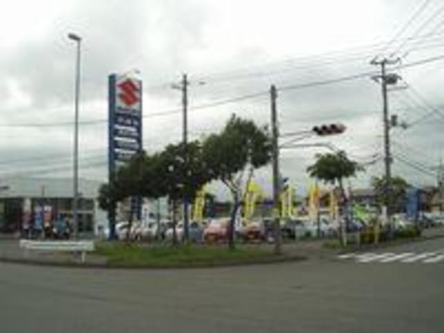 (株)スズキ自販北海道 苫小牧中古車センターの店舗画像