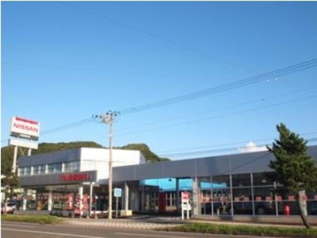 北海道日産自動車(株)室蘭店の店舗画像