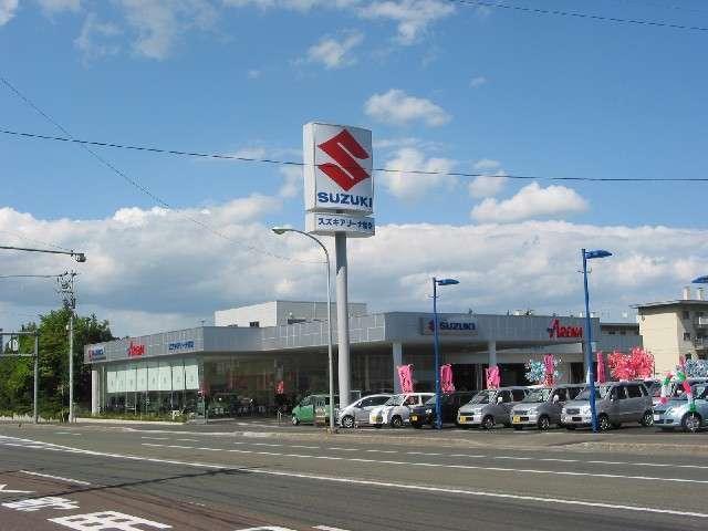 (株)スズキ自販北海道 スズキアリーナ藻岩の店舗画像