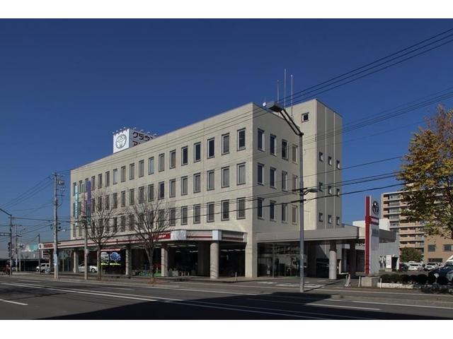 旭川トヨタ自動車(株) 紋別店の店舗画像