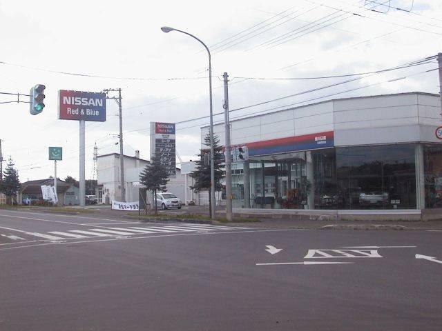 旭川日産自動車(株)名寄店の店舗画像
