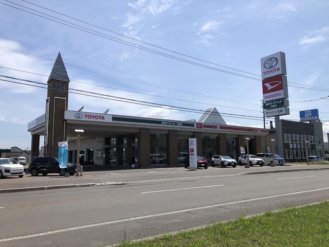 旭川トヨペット(株)名寄店の店舗画像