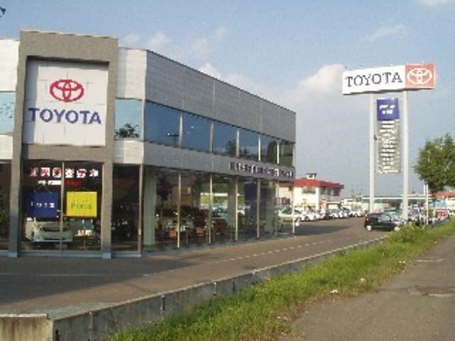 釧路トヨタ自動車(株) 西帯広店の店舗画像