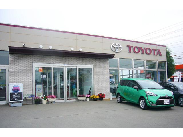 釧路トヨタ自動車(株) 中標津店の店舗画像