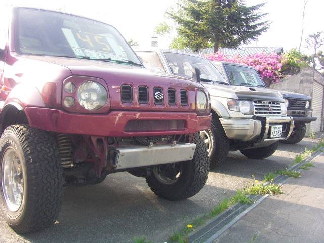 4WD中心のラインナップ!