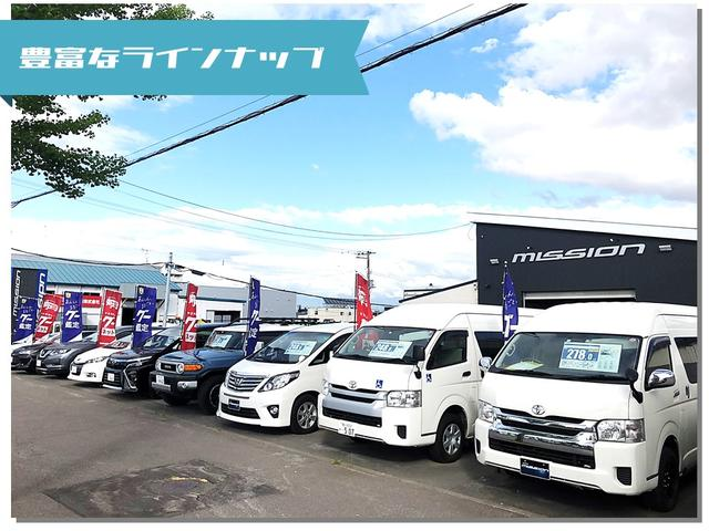 軽自動車から1BOX、輸入車まで幅広いラインナップで皆様のお越しをお待ちしています!!