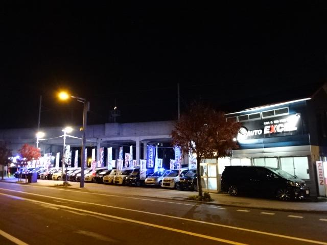 (株)オートエクセル札幌 西店の店舗画像