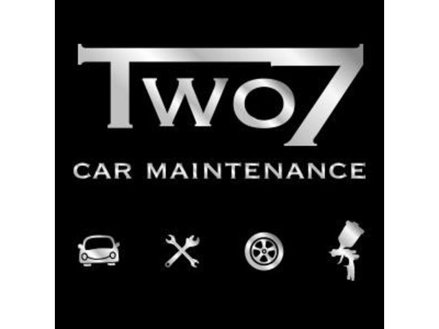 TWO7 CAR MAINTENANCEの店舗画像