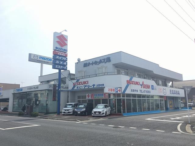 アート車検太田を運営しているオートセールス龍では、年間2,000台以上の車検を行っております!