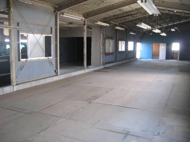 最大50台がガレージ保管可能スペースがございます。