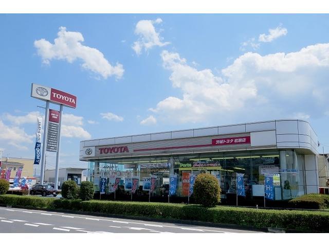 [茨城県]茨城トヨタ自動車(株) 岩瀬店