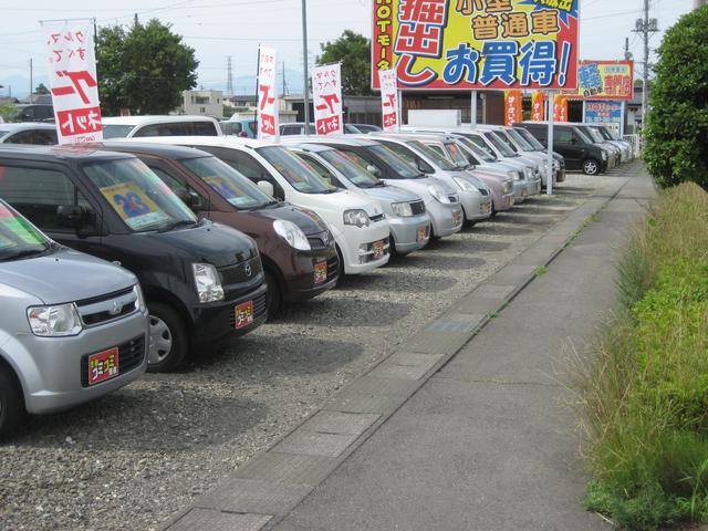 [群馬県]低価格軽自動車専門店 HOTモーター