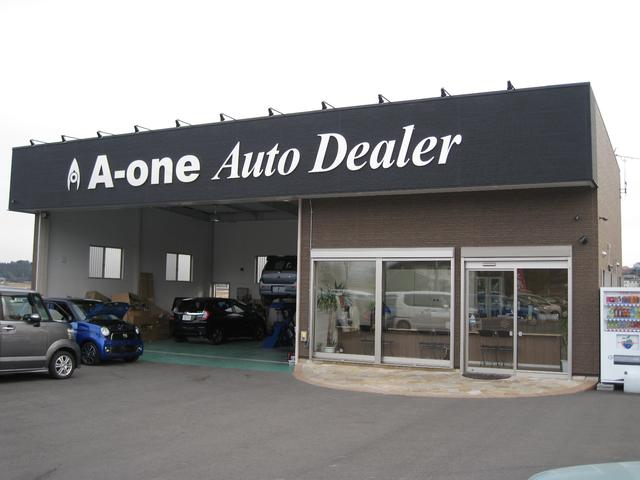 A−one Auto Dealerの店舗画像