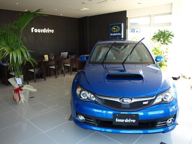 fourdriveはスバル車を中心にヨーロッパAWDドライブ車を多く取り扱いしております。