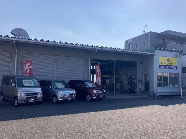 [栃木県](有)ライフサポート 自動車販売部