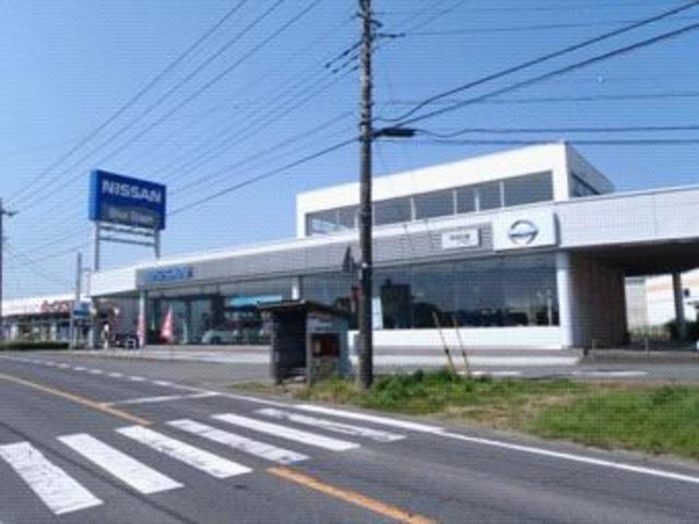 茨城日産自動車(株)U−Cars江戸崎店の店舗画像