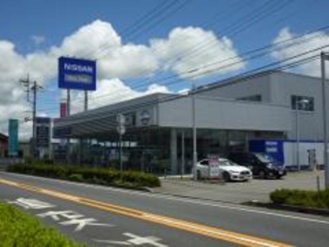茨城日産自動車(株)U−Cars下館店の店舗画像