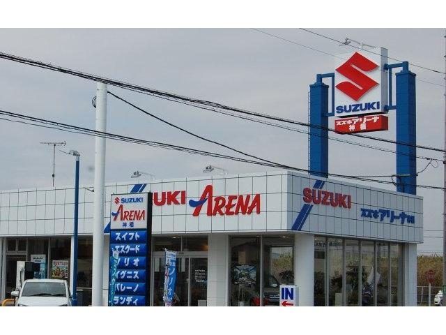 スズキ新茨城 スズキアリーナ神栖の店舗画像