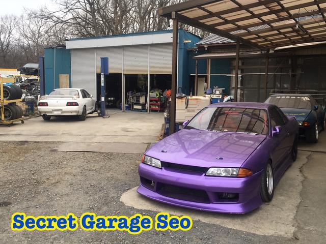 Secret Garage Seo シークレット ガレージ セオの店舗画像