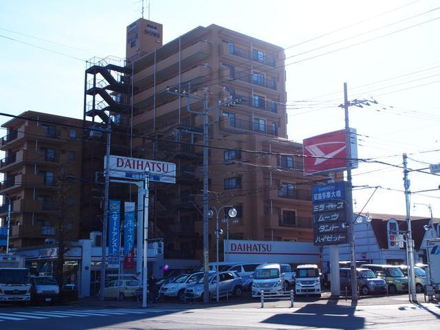[東京都]ダイハツ昭島多摩大橋店 株式会社ロイヤルオート
