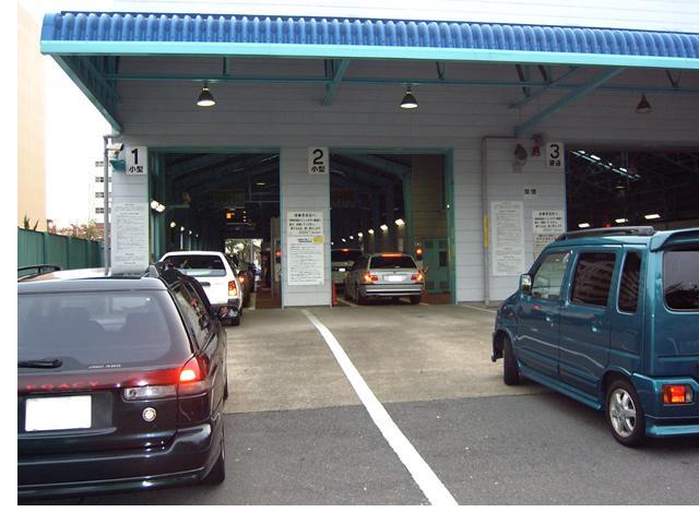 ユーザー車検にチャレンジ!http://www.ckowa.jp/syaken/index.html