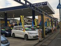 新車・中古車販売、買取、鈑金、修理、車検、レッカーサービス、普段の洗車からメンテナンスまでOKです。