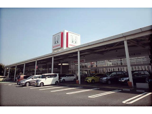 (株)ホンダカーズ千葉 穴川店の店舗画像