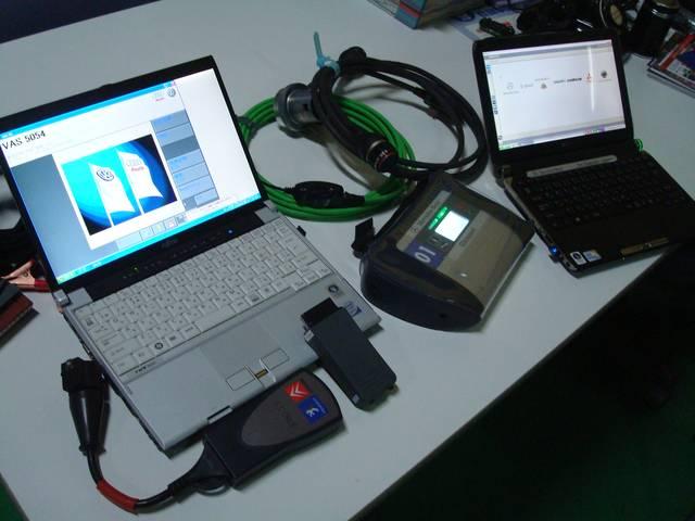 最新鋭のコンピューター診断テスターを完備しております。メルセデスベンツ、AMGお任せ下さい。