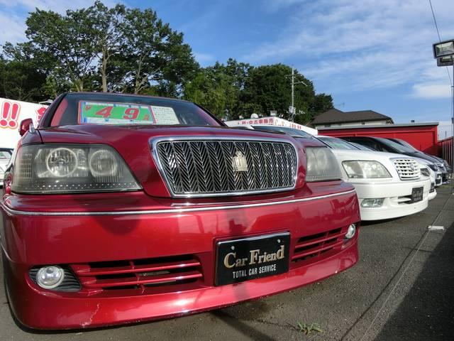 ドレスアップ軽自動車!豊富な在庫と長年の販売実績で、皆様のVIPカーライフを強力にサポート
