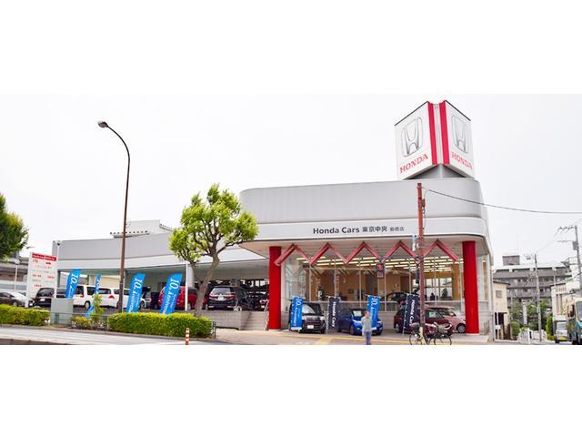 (株)ホンダカーズ東京中央 板橋店の店舗画像