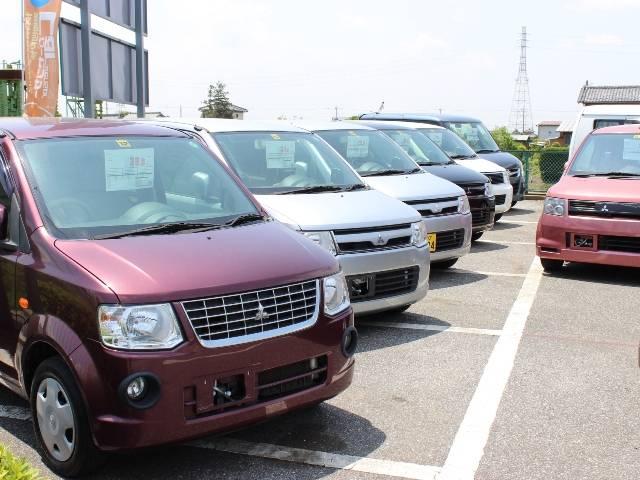 人気の軽自動車がお買い得価格で!
