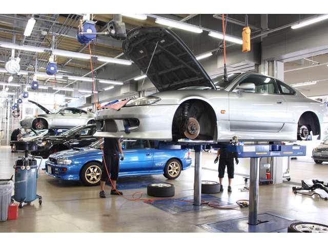 掲載車両は全車、事前コンディションチェックを実施。個車ごとに診断結果をもとにご案内いたします。
