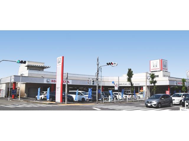 (株)ホンダカーズ東京中央 東大和店の店舗画像