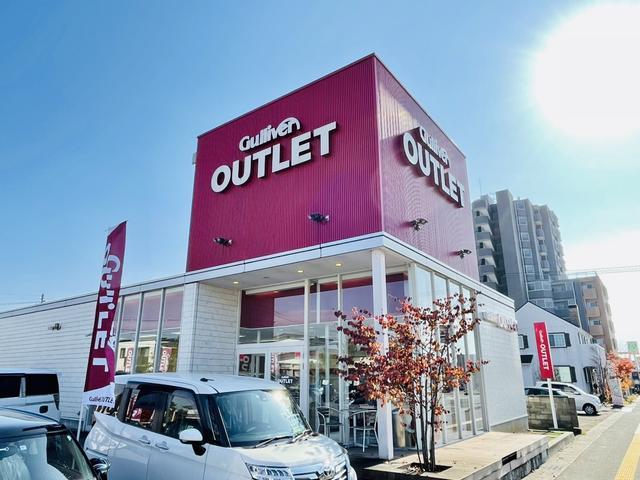 当店では、他県のガリバー店舗にてお買取した車両を中心に展示しております。気になるサビも少ないです!