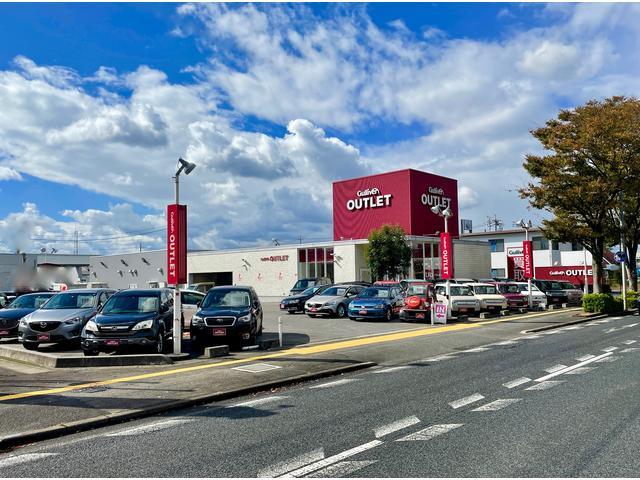 ガリバーアウトレット431号米子店の店舗画像