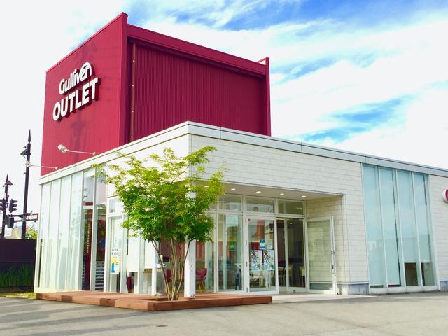 [富山県]ガリバーアウトレット富山新庄店