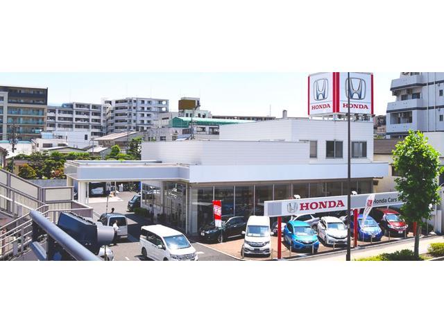 ホンダカーズ東京中央 志村東店の店舗画像