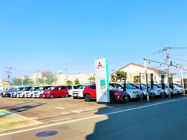 [神奈川県]関東三菱自動車販売(株) クリーンカー津田山