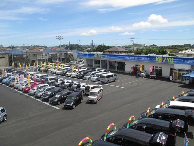 (株)ケーユー 湘南戸塚店の店舗画像